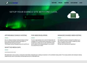 djangoeurope.com
