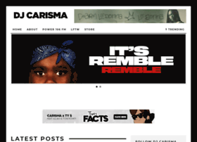 djcarisma.com