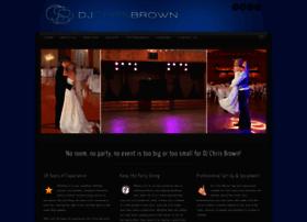 djchrisbrown.com