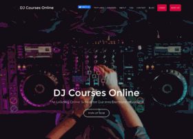 djcoursesonline.com