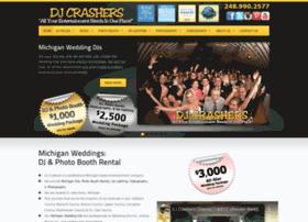djcrashers.com