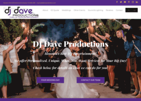 djdaveproductions.com