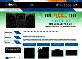 djdeals.co.uk