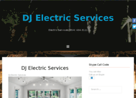 djelectricservices.com