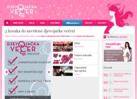 djevojackavecer.com