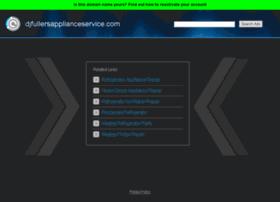 djfullersapplianceservice.com