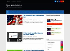 djinnwebsolution.blogspot.in