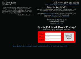 djjoelross.com