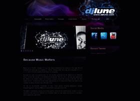 djlune.com