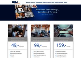 djm-ecommerce.com
