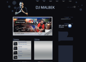 djmalbek.com