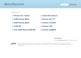 djmorley.com