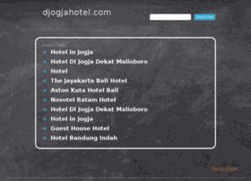 djogjahotel.com