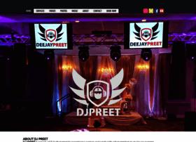 djpreet.net