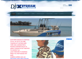 djs-xstreamfishingcharters.com
