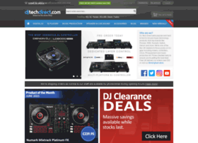 djtechdirect.com