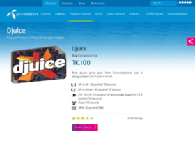 djuice.grameenphone.com