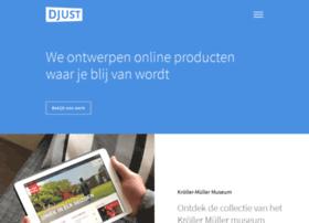 djust.nl