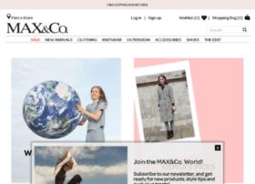 dk.maxandco.com
