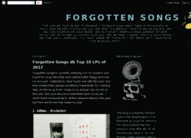 dkandroughmix-forgottensongs.blogspot.com