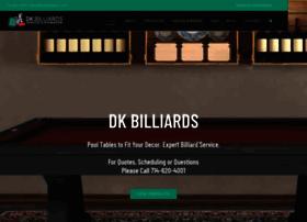 dkbilliards.com