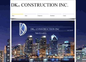 dkconstructionservices.com