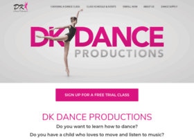 dkdancepro.com