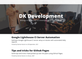 dkdevelopment.net