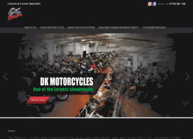dkmotorcycles.com