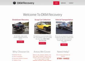 dkmrecovery.co.uk