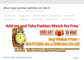 dkny-copy-watches.watchesonsale.it