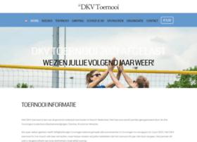 dkvtoernooi.nl
