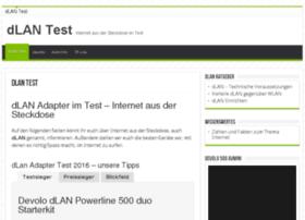 dlan-test.com