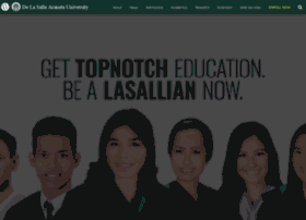 dlsau.edu.ph