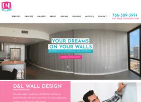 dlwalldesign.com
