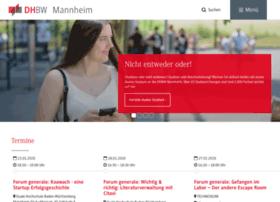 dm.dhbw-mannheim.de
