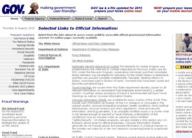 dm.gov.com