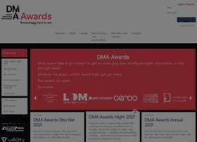 dmaawards.org.uk