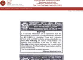 dmd-delhi.org