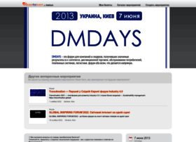 dmdays2013.ticketforevent.com