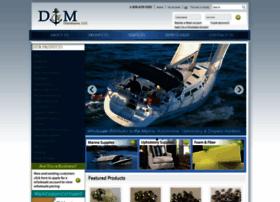 dmdistributors.com