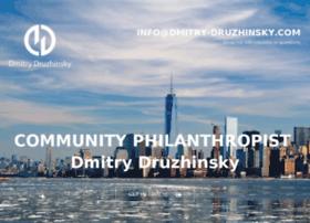 dmitry-druzhinsky.com