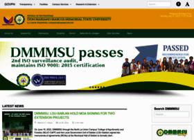 dmmmsu.edu.ph