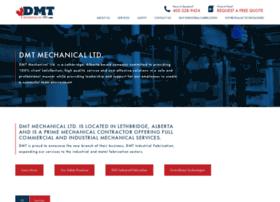dmtmechanical.com