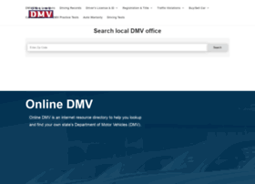 dmv-department-of-motor-vehicles.com