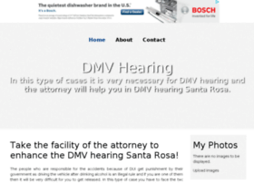 dmvhearing.bravesites.com