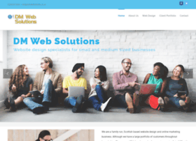 dmwebsolutions.co.uk