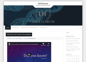 dna-forums.org