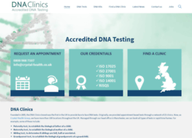 dnaclinics.co.uk