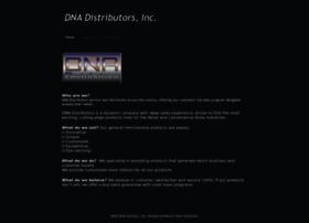 dnadistributors.com